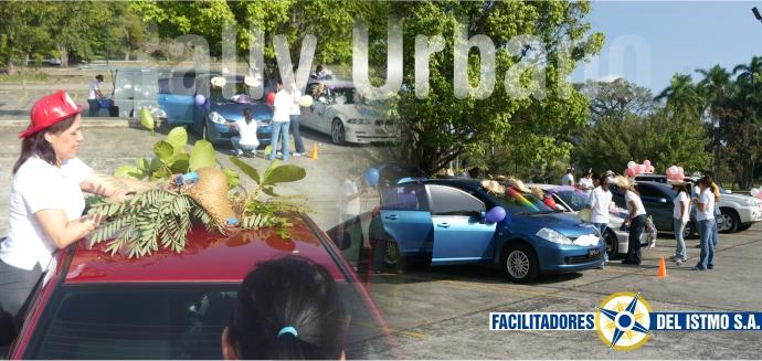 Rally Urbano